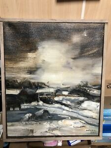 hand painted oil painting $290.00