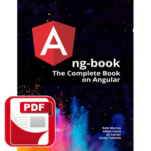 ng book2. The Complete Book on Angular 8 $3.80