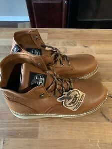 Size 15 Georgia Work Boots