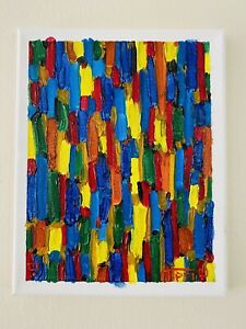 Abstract Oil Painting $112.99