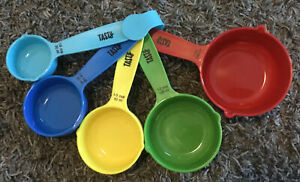 Tasty 5 Piece Measuring Set; Cups amp; Spoons; $6.50
