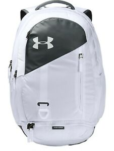 Under Armour 1342651 UA Hustle 4.0 Storm Backpack School Laptop Book Bag $55 NWT $34.99