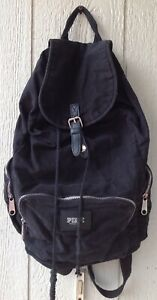 Victorias Secret PINK Backpack Black school bag $13.99