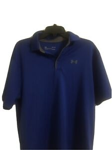 mens under armour golf shirts large $13.60