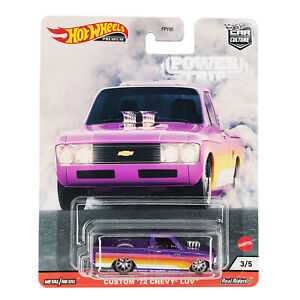 Hot Wheels Custom 72 Chevy LUV Power Trip Car Culture 3 of 5 Case 956T 1:64 $10.99