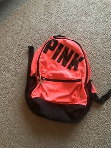 vs pink backpack $20.00
