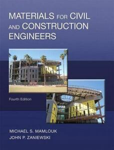 Materials for Civil and Construction Engineers 4th Edition $89.99
