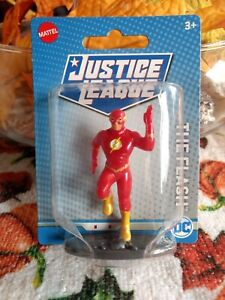 DC Justice League Figure THE FLASH by Mattel from 2020 New $2.00