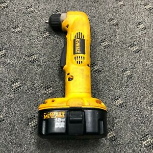 Dewalt DW960 3 8quot; VSR 18V Cordless Right Angle Drill Driver w Battery $69.99