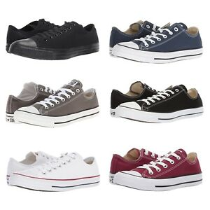 CONVERSE Chuck Taylor All Star Low Top $50.00