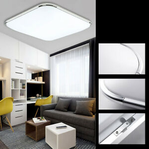 24 36 48W LED Ceiling Lamp Light Thin Simple Modern For Home Kitchen Bathroom US $28.69