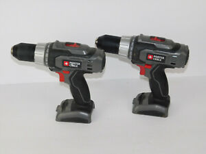 1x Porter Cable PC1801D 18v Volt Cordless 1 2quot; Drill Tool Only $39.99