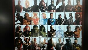 Lot of 32 Marvel Comics 2020 Alex Ross Timeless Variant Cover Complete Set of 32 $199.99