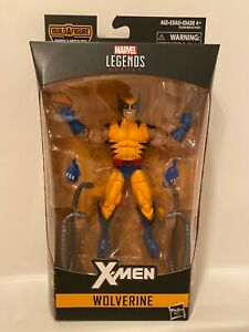 Marvel Legends Apocalypse Wave Wolverine $37.99