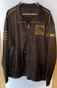 COOGI Australia COOGI 1969 Brown Jacket 3XL