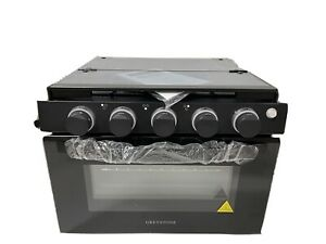 17quot; Greystone RV 2 in 1 Range Oven Stove Dometic Furrion Suburban Camper