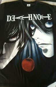 Death Note Anime Shirt Mens Small $25.00
