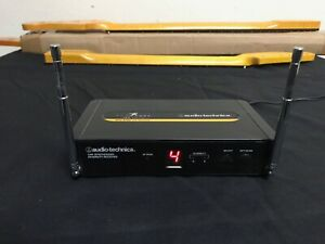 Audio Technica ATWR700 UHF Diversity Receiver Frequency 542.125 MHz to 561.250 M $25.00