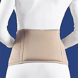 FLA SoftForm Thermal Lumbar Support Beige X Large $16.96