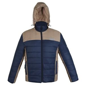 Packable Warm Down Bubble Coat Padded Puffer Jacket Quilted Zip Up Outwear *XL* $31.99