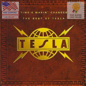 Tesla Time#x27;s Makin Changes: Best of CD