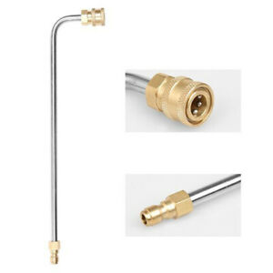 High Pressure Washer Gutter Cleaner Attachment 1 4 Inch Quick Connector $21.16