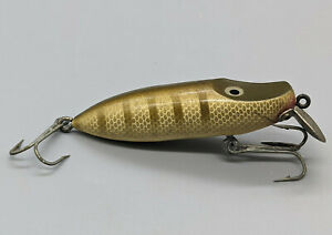 Vintage Shur Strike River Runt; Plastic No Longer Being Made 3quot; Free Shipping