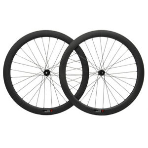 DT350s Disc brake Center Lock Carbon Wheel 50mm Clincher Tubeless Road Bike 700C $700.00