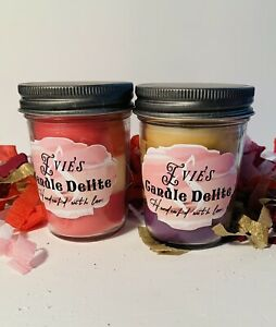Exotic Flower Scented Candles $11.50