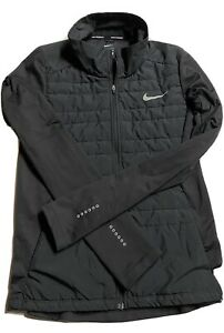 Women's Nike Running Jacket Size Small Black $25.00