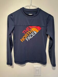 The North Face Boys Long Sleeve Flash Dry Shirt Size S 7 8 $7.50