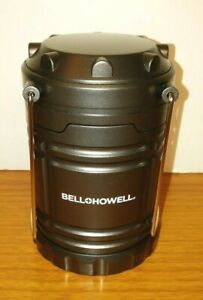 Bell Howell Ultra Bright Portable Outdoor LED Taclight Camp Lantern $16.97