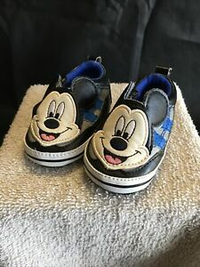 Disney Mickey Mouse Baby Shoes 3 6 Months $8.00