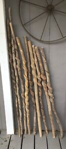 wood canes walking sticks one lot of 9. LOCAL PICKUP ONLY $100.00
