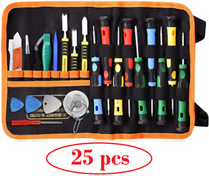 Professional Repair Tool Kit Fix iPhone Tablet Cell Phone Computers Electronics $18.99