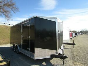 DEMO 18 FT ENCLOSED CARGO TRAILER 7#x27; INT. HT. ** ON SALE NOW @ DR TRAILER