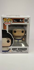 Funko Pop The Office Andy Bernard in Sumo Suit NEW 1061 Collectable figure $11.50