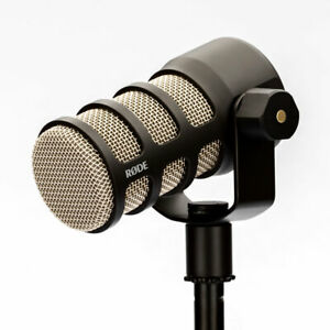 Rode Podmic DYNAMIC PODCASTING MICROPHONE Broadcast Quality Free Shipping $149.00