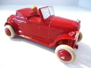 Vintage Style Custom Lead Toy Car By Eccle#x27;s Brothers Mint Rare