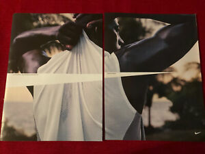 76ers Elton Brand for Nike Dri Fit Shirts 2005 Print Ad Great to Frame $9.95