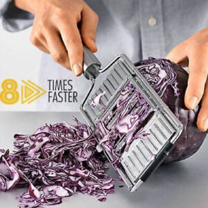3 in 1 multi purpose l Vegetable Shredder Stainless Steel Cheese Grater Cutter