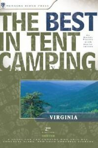 Best Tent Camping Ser.: The Best in Tent Camping : Virginia A Guide for Car...