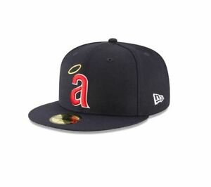 California Angels New Era 1971 Cooperstown Collection 59FIFTY Fitted Hat $35.99