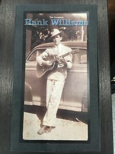 The Complete Hank Williams 10 CD deluxe box set 1998 🪕 $95.00