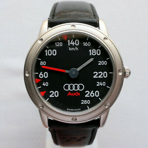 Audi TT RS Coupe Accessory Quattro Sport Car Racing Speedometer Automatic Watch $800.10