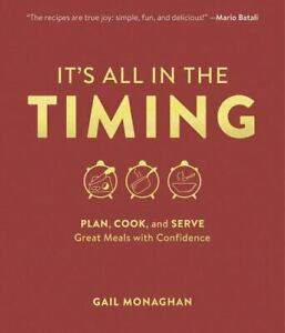 Monaghan Gail : Its All in the Timing: Plan Cook and S $6.91