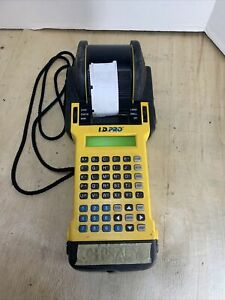 Brady ID PRO Wire Marker Printer Pre owned. No ac adapter. $28.00