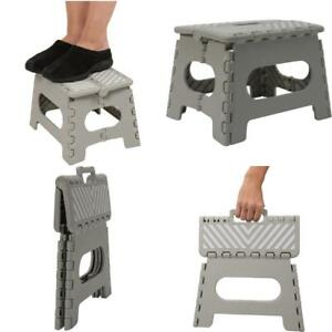 Folding Stool Camping Lightweight Portable Collapsible Step Camping Fishing Seat
