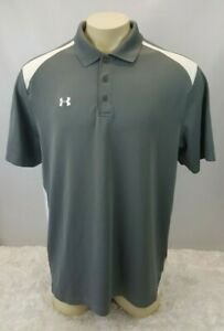 Under Armour Golf Polo Shirts Men Size XL Lot of 2 $34.77