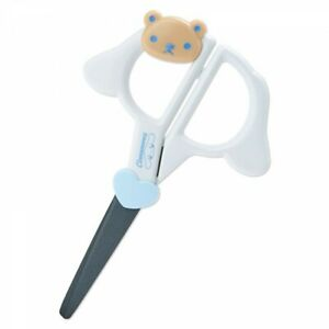 New Sanrio Cinnamoroll face shaped scissors From Japan F S